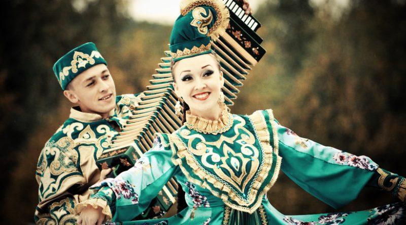 татарская песни